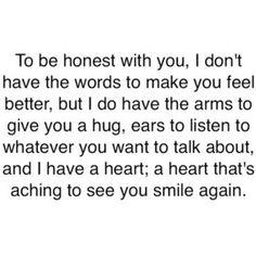 When words aren't enough...