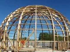 geodesic dome, Дом по цене небольшой квартиры4