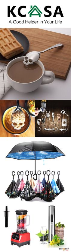 20% OFF | Code: kcasa20. Kitchen style, umbrellas, tools and gadgets, diy, decoration ideas. Get the look!