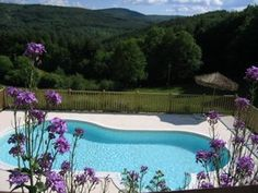 Zwemmen op camping Domaine LaCanal in Frankrijk