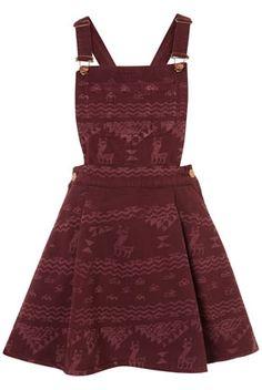 MOTO Llama Print Pinafore Dress  http://www.ebay.co.uk/sch/Dresses-/63861/i.html?_dcat=63861&Brand=TopShop&rt=nc&LH_BIN=1&clk_rvr_id=556459352049