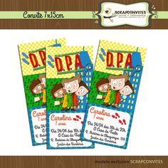 Convite DPA