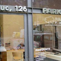 Tienda Park House Bruc (Barcelona) #parquet #tarima #showroom
