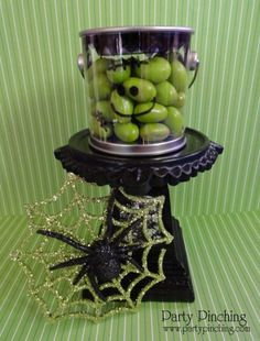 Halloween Cute Frankenstein Candy Dish