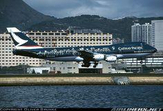 """Cathay Pacific B-747 """"Spirit of Hong Kong 97"""""""