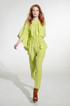 Sfilata Antonio Grimaldi Paris - Collezioni Primavera Estate 2014 - Vogue