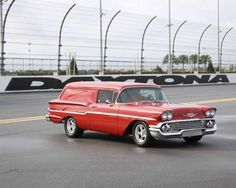 '58 delivery