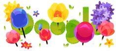 Google doodle hari ini: Nowruz 2017 (Kazakhstan)