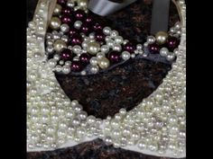 DIY Pearl Bib Collar Necklace