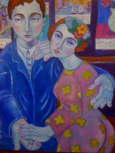 """Le Danser"" ; after Picasso..."
