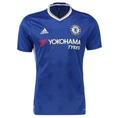 adidas Men s Chelsea FC 2016 17 Home Jersey Soccer Shop 15a40a6147a9d