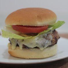 Bacon Cheddar Jalapeño Turkey Burger #700ReasonsForSummer