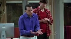 Two and a Half Men - Episode 10.20 - Bazinga! That's From A TV Show - Promo