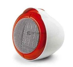Teplovzdušný ventilátor keramický - retro - DOMO DO 7337 H