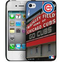 Chicago Cubs Stadium Collection iPhone 4/4S Case