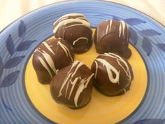 Reader favourite: Port and Chocolate Truffles - nzgirl