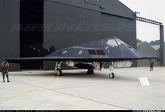 Lockheed F-117A Nighthawk - USA - Air Force | Aviation Photo #2082895 | Airliners.net