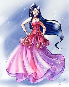 Pretty Drawings, Art Drawings Sketches Simple, Winx Club, Princess Art, Disney Princess, Winx Cosplay, Baby Disney Characters, Fictional Characters, My Little Pony Twilight