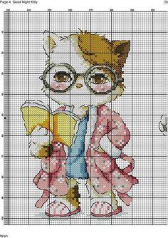 Photo Cat Cross Stitches, Cross Stitch Books, Cross Stitch Baby, Cross Stitch Animals, Cross Stitching, Cross Stitch Embroidery, Cross Stitch Designs, Cross Stitch Patterns, Sewing Art