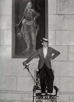 Mr Fred Astaire