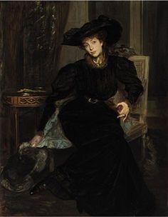Portrait de la Comtesse de Greffuhle - Jacques-Émile Blanche