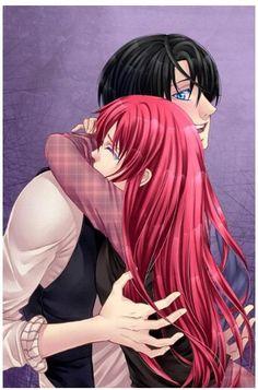 Armin and Sucrette