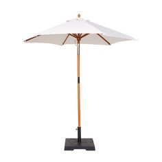Market Umbrella 6' w/base  www.Raphaels.com - Call to place your rental order today! 858-689-7368