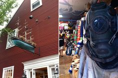 Nantucket: My First Time | Window Shopping on Main Street | FATHOM