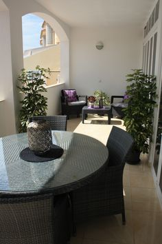 balcony / terrace design. Inspired by maison magazine. Done by L.Norheim