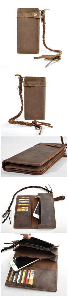Leather Wallet Purse Genuine Leather Wallets Clutch Bags