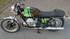 1974 Moto Guzzi 750 S www.moto-officina.com
