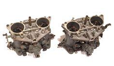 Porsche 356 Solex 40 PII-4 Super 90 Carburetors - Matched Set