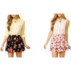 Cute Spring Outfits for Teens | fashion look from March 2013 featuring Forever 21. Browse and shop ...