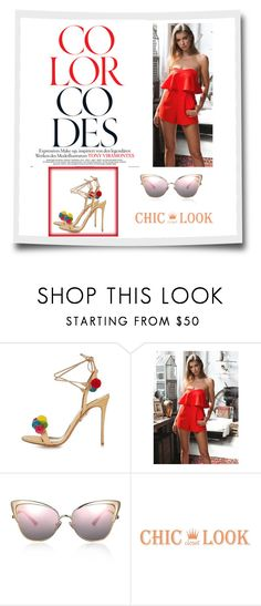 """2# Chiclookcloset"" by hazreta-jahic ❤ liked on Polyvore"