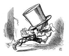 John Tenniel's Mad Hatter
