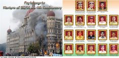 Lets Pay Tribute to Martyrs of Mumbai 26/11 on 4th anniversary.  26/11 Mumbai Attack @ http://ijiya.com/3235210
