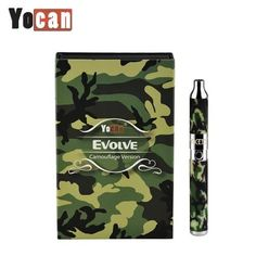 We now have an amazing deal on Yocan Evolve Camo.... Check it out at http://vapepensales.com/products/yocan-evolve-camouflage-version-quartz-dual-coil-wax-vape-pen?utm_campaign=social_autopilot&utm_source=pin&utm_medium=pin
