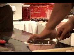Shaving chocolate with Chocoshave