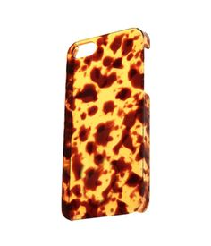 Tortoiseshell iPhone case $30