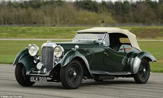 Lagonda LG45 Cabriolet: Models of this wonderful car in perfect condition can sell for up to £140,000