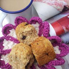 Buttermilk Rusks (Karringmelk Beskuit) - A traditional South African tea-time treat