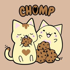 Chomp Ladies Tee | Hip Hop Candy! Kawaii Jewelry, Kawaii Bath and Body, Kawaii Candles, Kawaii Stationery