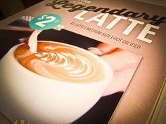 Twitter / LinxPrint: SNEAK PEEK: @Waves Coffee ...