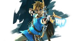 C'est officielle, le prochain volet des aventures de #Zelda sortira en 2017 !   #Nintendo #NX #WiiU #videogames #News