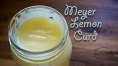 Meyer Lemon Curd recipe via theicecreaminitiative.com