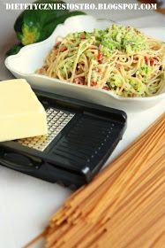 Dietetycznie Siostro!: UWAGA! To spaghetti, które eksploduje w ustach Grill Pan, Spaghetti, Grilling, Salads, Food And Drink, Yummy Food, Eat, Kitchen, Recipes