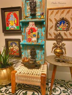 Indian home decor, Indian decor, brass collection, inspiring home tour Ethnic Home Decor, Indian Home Decor, Bohemian Decor, Italian Interior Design, Indian Home Interior, Indian Inspired Decor, Indian Living Rooms, Traditional Bedroom Decor, Interior Decorating Styles