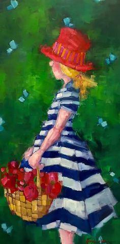 full of heart; light of foot - Angela Morgan