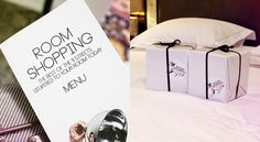 The Dylan hotel's Room Shopping service lets guests source products from the local 9 straatjes district and get them delivered to their room in under an hour.