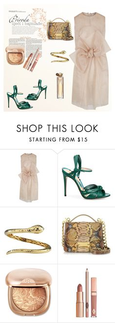 """""""Untitled #395"""" by liiiilylove ❤ liked on Polyvore featuring The 2nd Skin Co., Gucci, Roberto Coin, Ghibli, Dolce Vita and Givenchy"""